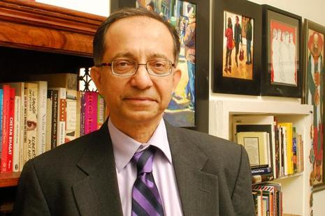 "File photo. Kaushik Basu said in the backdrop global slowdown and the need to push growth, small fiscal slippages will be ""fine"" Photo: Ramesh Pathania"