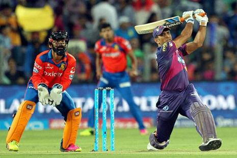 While the respondents were divided when asked if they thought all IPL matches are fixed, 44 of 190 respondents blamed the controversies surrounding the tournament for the current edition's lower TV ratings. Photo: PTI