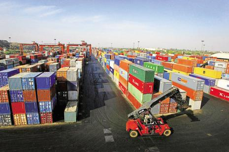The continuous decline in exports is expected to impact jobs and put pressure on the current account deficit. Photo: Amit Bhargava/Bloomberg