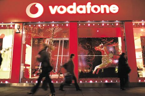 Vodafone, India's second-largest mobile operator behind Bharti Airtel, had raised the prospect of a listing in India as early as 2011. Photo: Bloomberg
