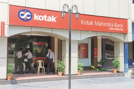 Kotak Mahindra Bank had overtaken ICICI Bank in market valuation in February this year also. Photo: Madhu Kapparath/Mint
