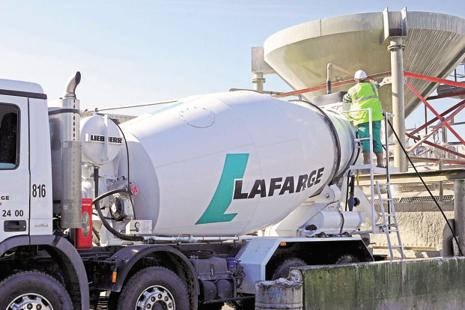 In August 2015, LafargeHolcim agreed to sell these assets to Birla Corp. for Rs5,000 crore along with the mining rights to abide by the Competition Commission of India (CCI) rules. Photo: Bloomberg