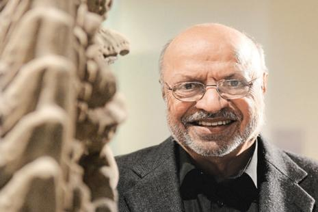 Shyam Benegal submitted his recommendations on the functioning of the Central Board of Film Certification (CBFC) to the government last week. Photo: Pierre Andrieu/AFP