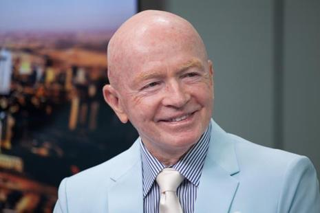 Mark Mobius has been consistent in recent weeks in signalling his optimism. Photo: Bloomberg