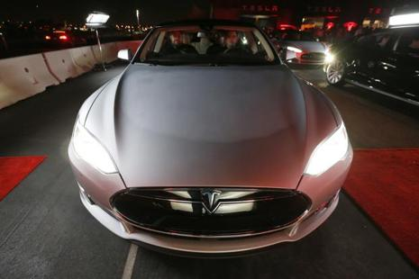 Pretty much every carmaker is rushing to introduce electric cars to end use of gasoline and diesel. Photo: Reuters
