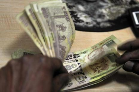 If your salary is greater than Rs4 lakh per annum, you are better off than a majority of them Photo: AFP
