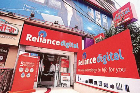 In January, Reliance Jio started selling LYF phones through Reliance Digital and Digital Express stores and on mylyf.com. Photo: Reuters