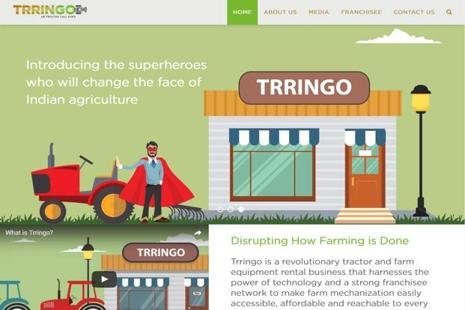 Trringo will use a proprietary digital platform as an enabler to process orders and pass them on to the nearest franchisee through location-based mapping.
