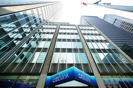 The CFTC also said Citigroup tried to influence US treasury securities because prices of the government debt were used as a factor to set the ISDAfix rates each day. Photo: Bloomberg