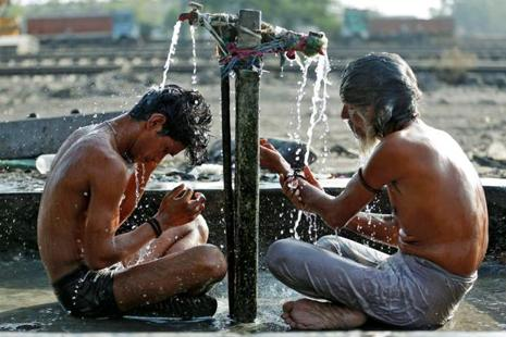 Whoever does any activity, which prejudicially affects the quality of groundwater or availability thereof shall be punished with imprisonment and/or fine, one of the bill states. Photo: Reuters