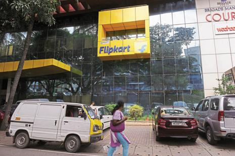 Separately, Morgan Stanley Mutual Fund Trust lowered its valuation estimate of Flipkart by 15.5%, for the second quarter in a row. Photo: Hemant Mishra/Mint
