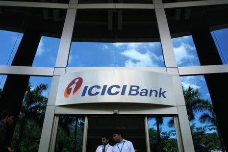As part of its digital drive, ICICI Bank is planning tie-ups but also building its own products at the same time. Photo: Bloomberg