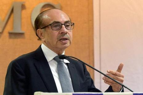 Adi Godrej said Godrej Consumer Products competes with Patanjali only in the toilet soap segment and presence of Ramdev's company in that category is still relatively small. Photo: AP/PTI