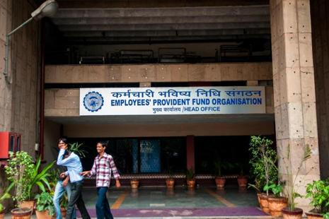 At present, no tax is deducted if a PF subscriber withdraws after a period of five years. Photo: Mint
