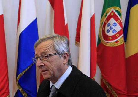 European Commission president Jean-Claude Juncker said he wanted to begin negotiating Britain's departure immediately. Photo: Reuters
