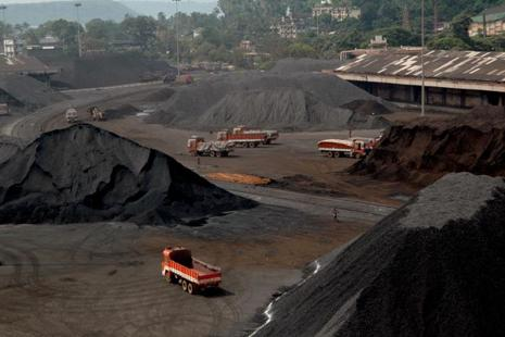 The mining industry in Goa had come to a standstill for more than two-and a half year following a Supreme Court order to curb illegalities. Photo: Bloomberg