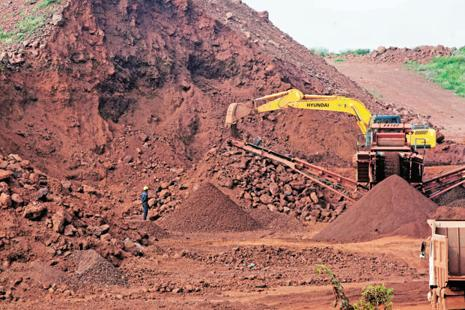 Of India's entire Obvious Geological Potential (OGP) area, identified by GSI, only 10% has been explored and mining is taking place in 1.5-2% of this area. Photo: Mint