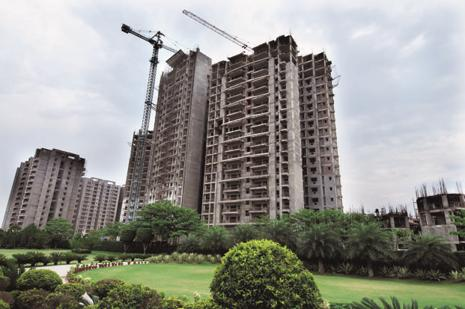 CREDAI also urged the RBI to allow loan restructuring as well as increase priority sector lending to the real estate sector.  Photo: Ramesh Pathania/Mint