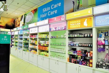 The overall beauty and personal care market in India is estimated at Rs74,700 crore by retail sales value, according to a June report by market research firm Euromonitor International. Photo: Priyanka Parashar/Mint