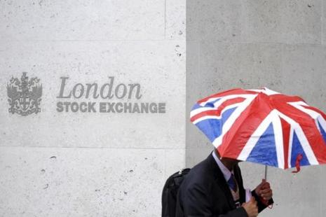 Money raised by European IPOs sank 56% to $16.2 billion, as the shadow of Brexit darkened prospects for deals on the London Stock Exchange, traditionally Europe's busiest. Photo: Reuters