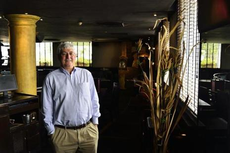 Richard Charkin. Photo: Priyanka Parashar/Mint