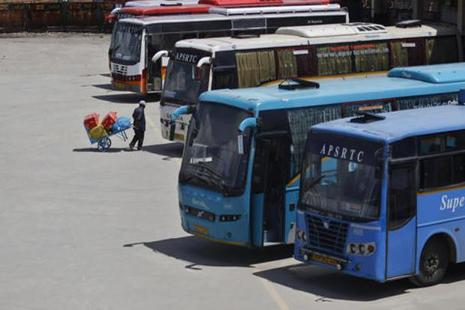 Transport officials said they have begun crackdown of private transporters who are overcharging. Photo: AP