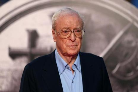 Michael Caine. Photo: Justin Tallis/AFP