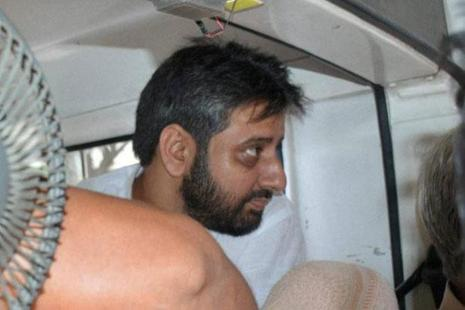 AAP MLA AmanatullahKhan's advocate sought bail contending that the accused is also the chairman of Delhi Waqf Board which earned him wrath of various political opponents. Photo: PTI
