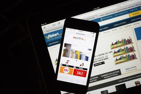 Flipkart-Myntra is the largest online retailer of fashion, far ahead of Amazon India and Snapdeal. The Jabong acquisition will widen that gap. Photo: Bloomberg