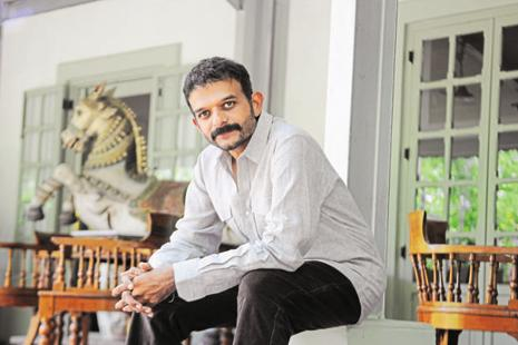 File photo. T.M. Krishna has been hailed in the citation as 'showing that music can indeed be a deeply transformative force in personal lives and society itself.' Photo: Mint