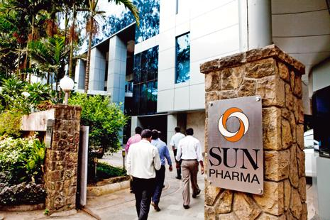 Sun Pharma will be eligible to receive development and regulatory milestone payments and sales milestone payments and royalties on net sales, the terms of which are confidential, the company said. Photo: Bloomberg