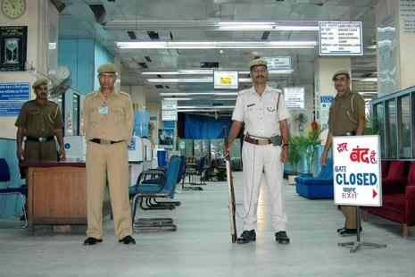 Normal operations at branches across all PSU banks were affected, according to the All India Bank Employees Association general secretary, C.H. Venkatachalam. Photo: Bloomberg