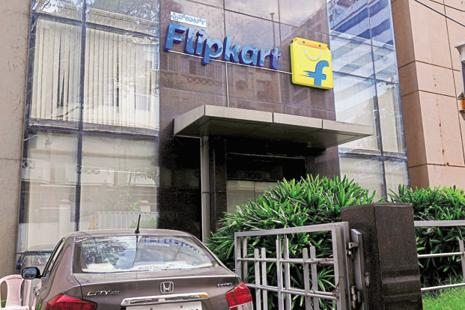 Flipkart's valuation has seen multiple markdowns in the last six months. Photo: Hemant Mishra/Mint