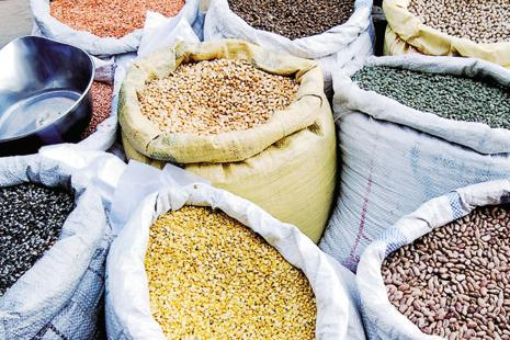 The third advance estimate of production of foodgrains of 2015-16 pegged India's pulses production at 20.75 tonnes in 2016-17, 21.6% higher than the estimated 17.06 tonnes produced in 2015-16. Photo: Mint