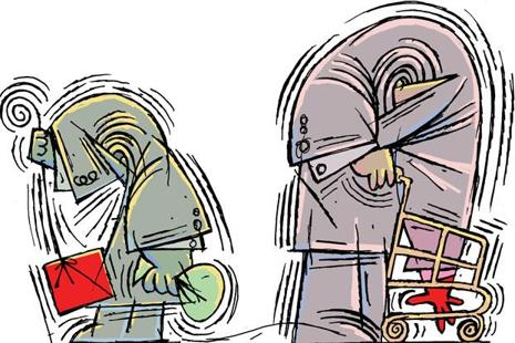 Regulators need to strike a fine balance between regulation and market development. Illustration: Jayachandran/Mint