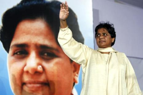 Political analysts also say that Mayawati is focusing on Dalits and minorities in this election and even the quota of tickets for upper castes and OBC candidates has been reduced as compared to the previous elections. Photo: AFP