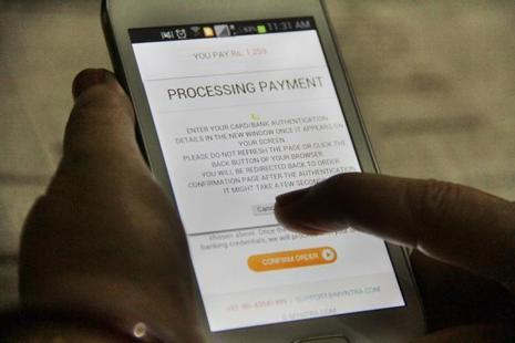 The UPI system will go live once the banks upload the UPI-enabled apps on Google Play Store. Photo: Sneha Srivastava/Mint