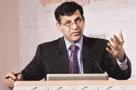 RBI governor Raghuram Rajan. Photo: PTI