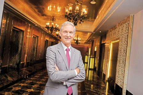 Akamai CEO Tom Leighton. Photo: Abhijit Bhatlekar/Mint
