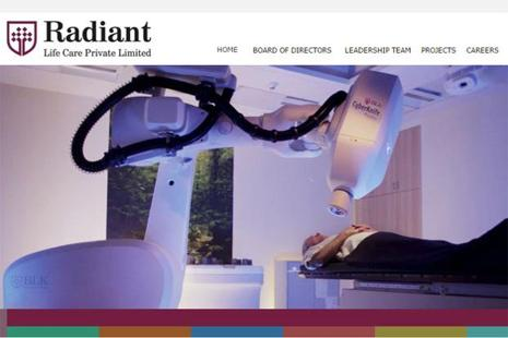 Radiant will use the funds to expand facilities and refinance existing debt raised in Singapore.