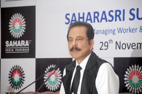Subrata Roy had earlier told the Supreme Court that talks were going on with Canara Bank for Rs1,500 crore bank gaurantee.