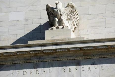 The Federal Reserve Building stands in Washington. Photo: Reuters.