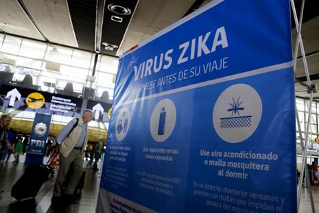 The current Zika outbreak was first detected in Brazil last year and has since spread across the Americas. Photo: Reuters