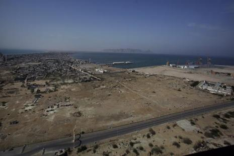 Gwadar is the key to the trade portion of the China Pakistan Economic Corridor, a $46 billion program in which Beijing will also build power plants in Pakistan to plug an energy shortage. Photo: AP
