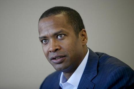 David Drummond joined the board in 2013 when GV, the venture capital arm of Alphabet formerly known as Google Ventures, led a $258 million round of financing for Uber. Photo: AFP