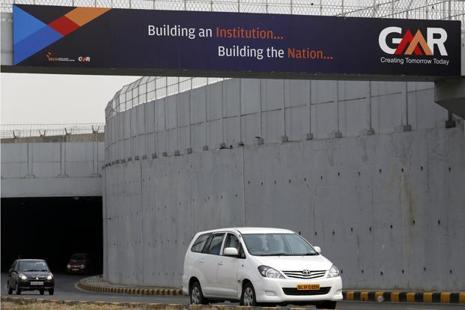 The Goa airport win is a boost for GMR's focus on airports. Photo: Reuters