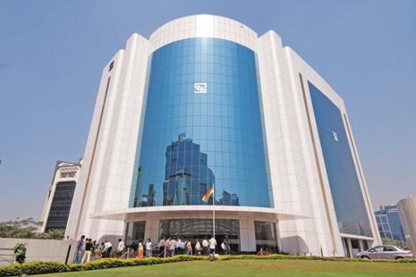 The Sebi headquarters in Mumbai. Photo: Abhijit Bhatlekar/Mint