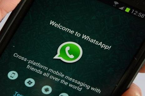 WhatsApp has made changes to its privacy policy to share user information with Facebook. Photo: AFP