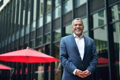 News Corp. senior vice-president Raju Narisetti. Photo: Pradeep Gaur/ Mint