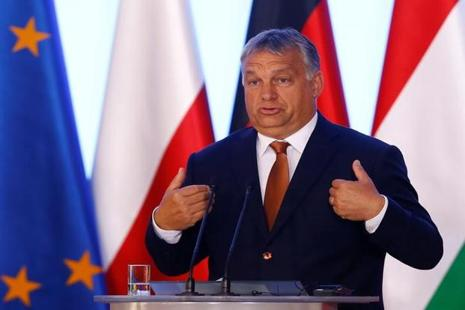 Hungarian Prime Minister Viktor Orban has been a vocal opponent of immigration into Europe and has campaigned for a referendum about migrant resettlement quotas on the premise that immigration increases the terror threat in Europe. Photo: Reuters